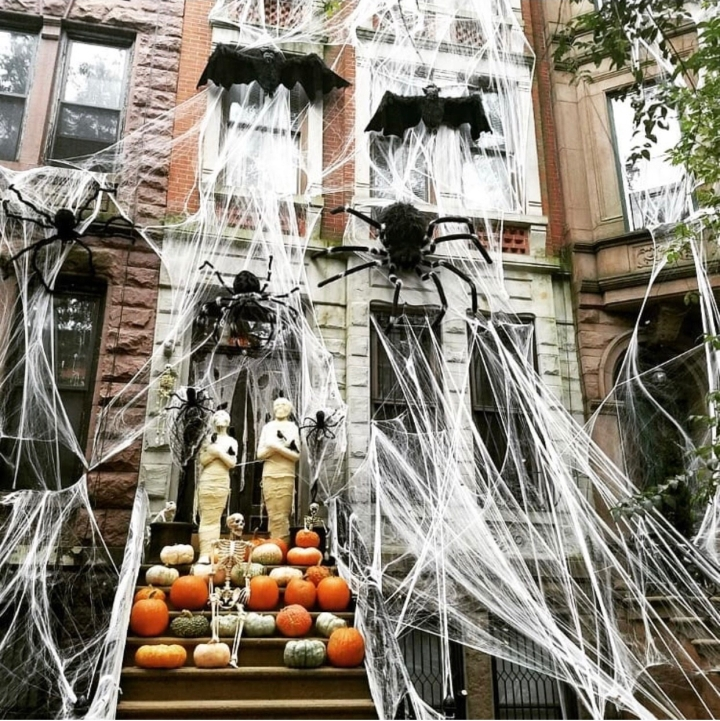 Halloween home decor trends