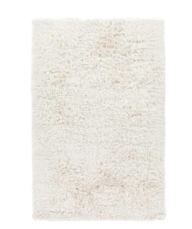 The best white shag rug