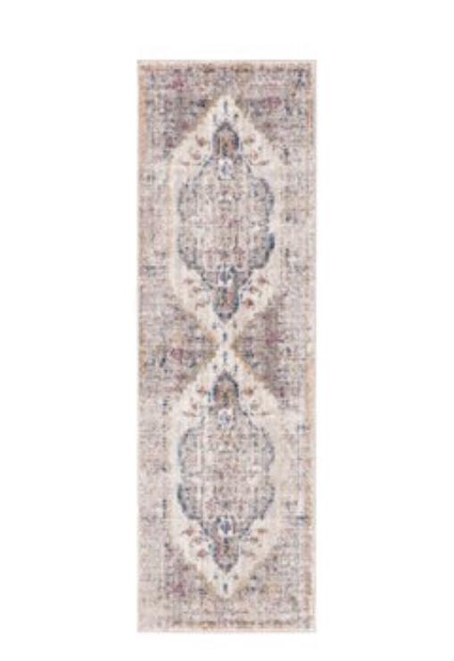 Modern vintage rug