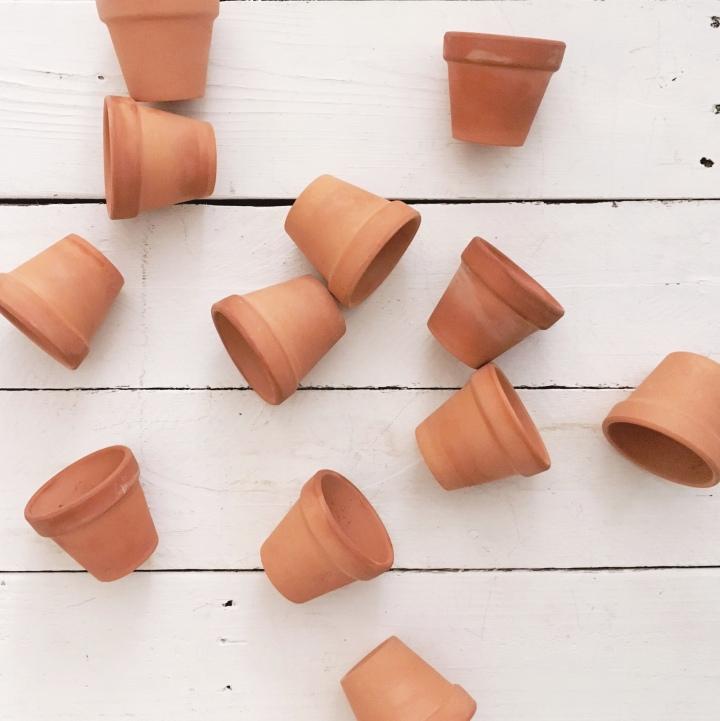 DIY terracotta pot Modern terracotta planters terracotta vase modern southwest decor modern desert decor desert aesthetic