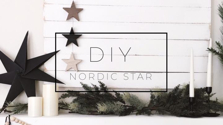 DIY Nordic Star DIY Scandinavian Star
