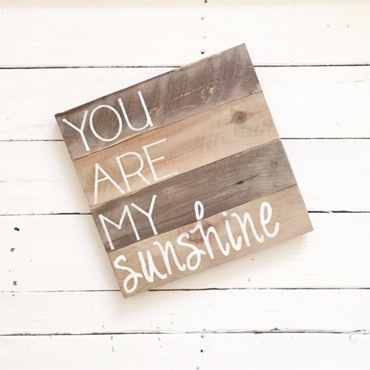 You are my Sunshine wood pallet sign // pallet sign // framed sign // wood sign// wall decor // wall art