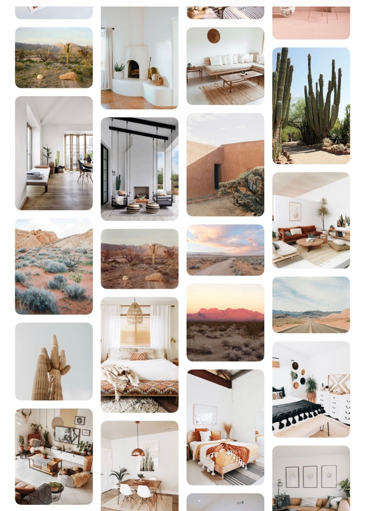 Modern Desert Home Decor Desert Aesthetic