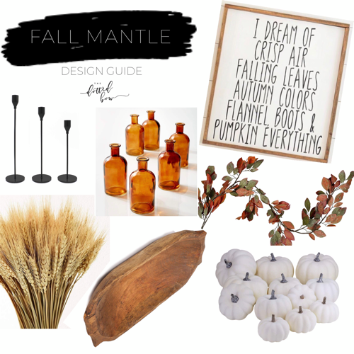 Fall Mantle Decor Fall Decorating Fall Decor Inspiration Fall Decor Basics