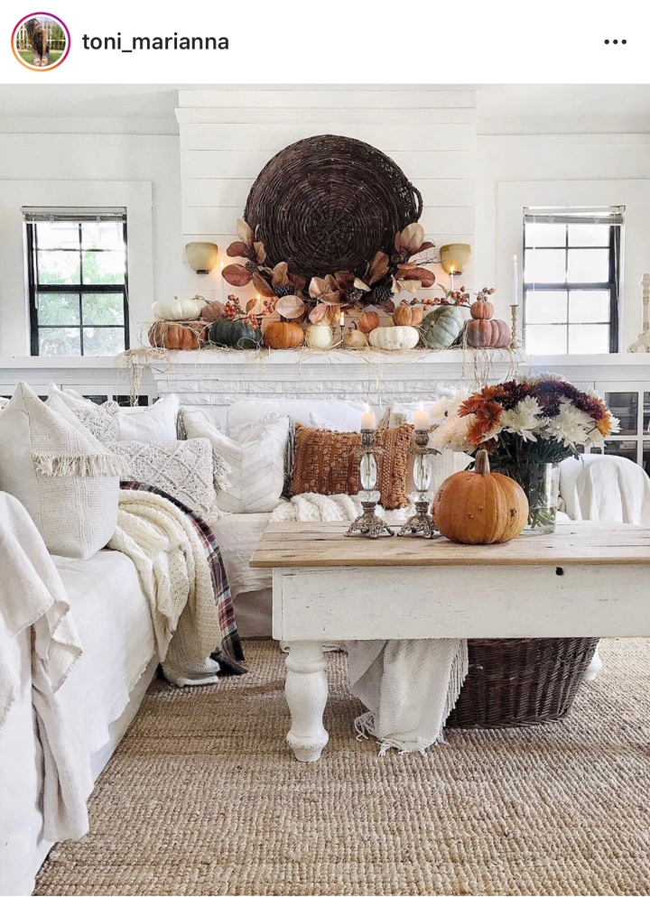 Fall Mantle Decor Fall Decorating Fall Decor Inspiration