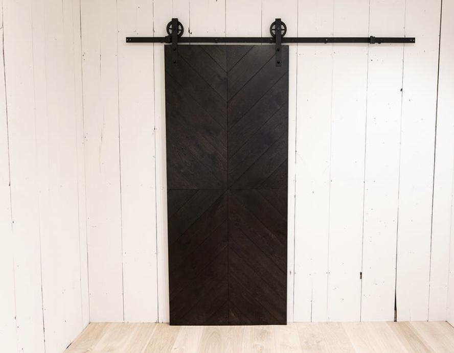 Modern barn door